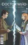 Doctor Who the Thirteenth Doctor (2018 Titan) 11C