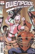 Gwenpool Strikes Back (2019 Marvel) 1A