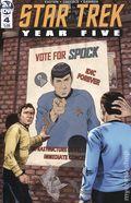 Star Trek Year Five (2019 IDW) 4
