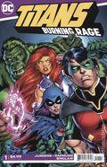 Titans Burning Rage (2019 DC) 1