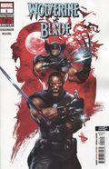 Wolverine vs. Blade Special (2019 Marvel) 1D