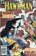 Hawkman (1986 2nd Series) Canadian Price Variant 3