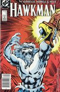 Hawkman (1986 2nd Series) Canadian Price Variant 5