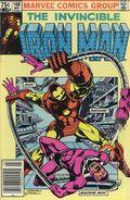 Iron Man (1968 1st Series) Canadian Price Variant 168