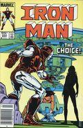 Iron Man (1968 1st Series) Canadian Price Variant 204