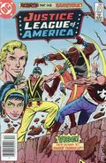 Justice League of America (1960 1st Series) Canadian Price Variant 233