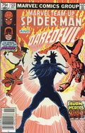 Marvel Team-Up (1972 1st Series) Canadian Price Variant 123