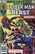 Marvel Team-Up (1972 1st Series) Canadian Price Variant 124