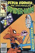 Peter Porker the Spectacular Spider-Ham (1985 Marvel/Star Comics) Canadian Price Variant 5