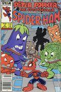 Peter Porker the Spectacular Spider-Ham (1985 Marvel/Star Comics) Canadian Price Variant 6