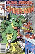 Peter Porker the Spectacular Spider-Ham (1985 Marvel/Star Comics) Canadian Price Variant 8