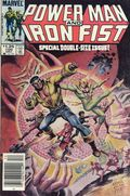 Power Man and Iron Fist (1972 Hero for Hire) Canadian Price Variant 100