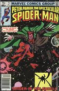 Spectacular Spider-Man (1976 1st Series) Canadian Price Variant 73