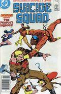 Suicide Squad (1987 1st Series) Canadian Price Variant 7