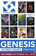 Double Take Genesis Preview (2015) 1