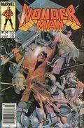 Wonder Man (1986 Marvel) One-Shot Canadian Price Variant 1
