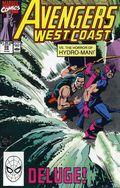Avengers West Coast (1985) Mark Jewelers 59MJ