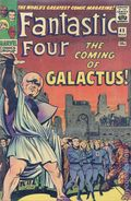 Fantastic Four (1961 1st Series) UK Edition 48UK