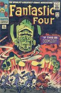 Fantastic Four (1961 1st Series) UK Edition 49UK