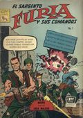 El Sargento Furia y Sus Comandos (Mexican Series 1965 Sargent Fury and His Commandos - La Prensa) 1