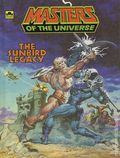 Masters of the Universe The Sunbird Legacy HC (1984 Western Publishing) A Golden Book 1-1ST