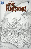 Flintstones (2016 DC) 1GSKETCH