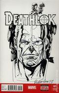 Deathlok (2014 4th Series) 1FSKETCH