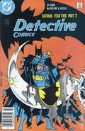 Detective Comics (1937 1st Series) Canadian Price Variant 576