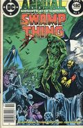 Swamp Thing (1982 2nd Series) Annual Canadian Price Variant 2