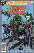 Swamp Thing (1982 2nd Series) Canadian Price Variant 50