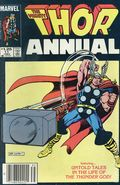 Thor (1962-1996 1st Series) Canadian Price Variant Annual 11