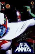Battle of the Planets (2002 Image) 1DF.BLUE.SIGNED