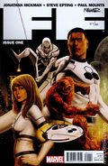 FF (2011 Marvel) 1A.DF.SIGNED.B