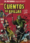 Cuentos De Brujas (Mexican Series 1951-1964 La Prensa) 15