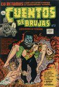 Cuentos De Brujas (Mexican Series 1951-1964 La Prensa) 21