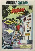 Aurora Comic Scenes Robin (1974) 193