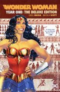 Wonder Woman Year One HC (2019 DC) The Deluxe Edition 1-1ST