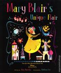 Mary Blair's Unique Flair HC (2019 Disney Press) The Girl Who Became One of the Disney Legends 1-1ST
