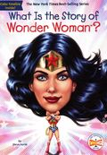 What Is the Story of Wonder Woman? SC (2019 Penguin) 1-1ST