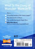 What Is the Story of Wonder Woman? HC (2019 Penguin) 1-1ST