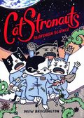 CatStronauts HC (2017- Little Brown and Company) 5-1ST