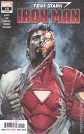 Tony Stark Iron Man (2018) 15A