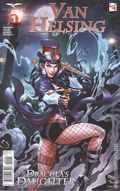 Van Helsing vs. Dracula's Daughter (2019 Zenescope) 1D