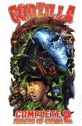 Godzilla Complete Rulers of Earth TPB (2016 IDW) 2-1ST