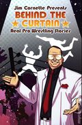 Jim Cornette Presents: Behind the Curtain GN (2019 IDW) Real Pro Wrestling Stories 1-1ST