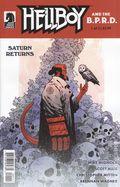 Hellboy and the B.P.R.D. Saturn Returns (2019 Dark Horse) 1