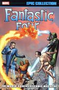Fantastic Four The World's Greatest Comic Magazine TPB (2014 Marvel) Epic Collection 1-REP