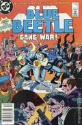 Blue Beetle (1986 DC 1st Series) Canadian Price Variant 7