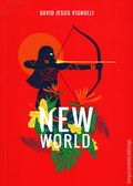 New World GN (2019 Archaia) By David Jesus Vignolli 1-1ST