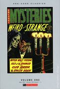 Pre-Code Classics: Mysteries Weird and Strange HC (2019 PS Artbooks) 1-1ST